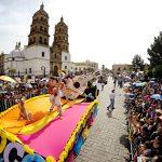Todo listo para desfile de la Feria Nacional Durango 2019