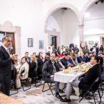 Abogados se suman a Salum  por el desarrollo de Durango
