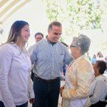 Busca Salum beneficiar con proyectos a más familias