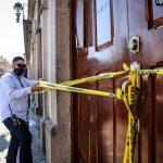 Clausura Municipio a Coppel por  no aplicar medidas sanitarias