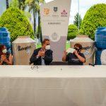 Salum suma a 18 familias más  con subsidios para agua segura