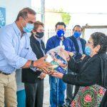 Arranca Salum entrega de apoyos alimentarios para 10 mil familias