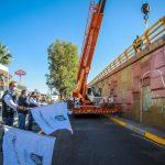 """Inicia Municipio construcción de  túnel peatonal """"El Durangueño"""""""